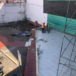 Empezó los trabajos de  construcción para la implementación de la ventanilla única en el municipio del cantón.